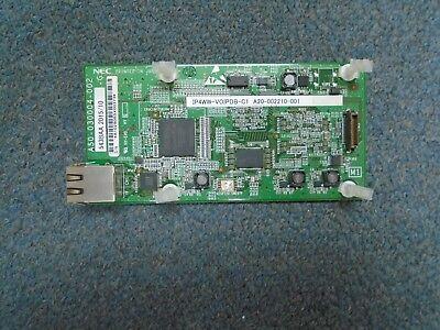 Nec Sl1100 Ip4ww-voidb-c1 1100111 16 Channel Voip Daughter Card W 4 Port Sip