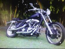 I BUY USED HARLEYS FOR CASH- EVOS,SHOVELS-TWIN CAM UP TO $10000 Coopers Plains Brisbane South West Preview
