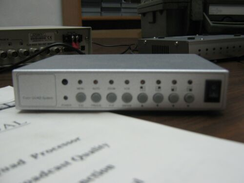 Color Quad System EV-CQ204