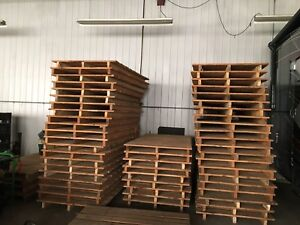 4x8 Wooden Pallets