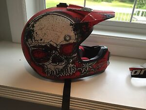 Motor Cross Helmet