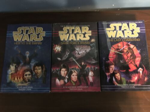 Star Wars; The Thrawn Trilogy, Hardcover.