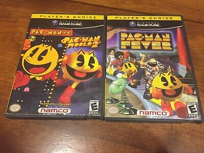 Gamecube Pac Man Fever And Pac Man Vs Pac Man World 2 Tested