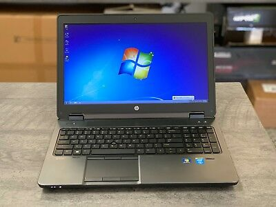HP Zbook 15, Intel Core i7 CPU, 1TB Hard Disk, 16GB RAM, nVIDIA Quadro Graphics