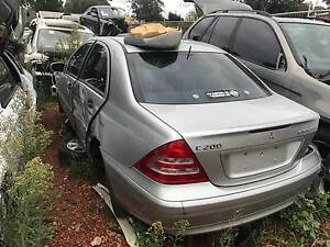 Wrecking a 2001 Mercedes C200 Campbellfield Hume Area Preview