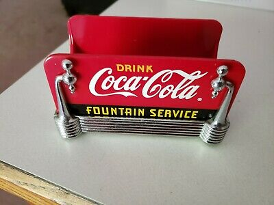 Retro Coca Cola Napkin Holder