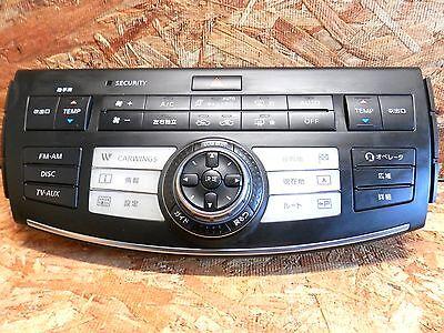 2002 2009 JDM NISSAN FUGA Y50 INFINITI M35 M45 AM FM TV AC CLIMATE CONTROL OEM