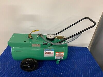 Dayton Flexcell 125 Psi 7.5 Gallon Pressure Reservoir Air Compressor 2z623c