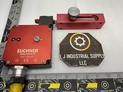 Euchner Tz1re024bha Safety Switch Multiple In Stockgood Take-outsfast Ship