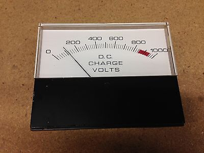 D-1373819137 Hoyt Electric Dc Charge Volts Meter