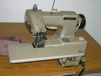 INDUSTRIAL BROTHER CM2-B931-1 BLIND STITCH HEMMING SEWING MACHINE