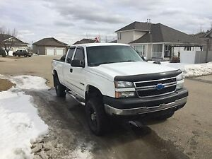 2007 Chevy Silverado 2500 HD