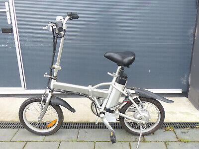 Klapprad E-Bike Fahrrad Elektrofahrräder 16