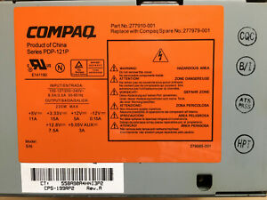 Compaq Evo D510/D51C 220W Power Supply