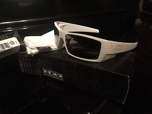 New Oakley Gascan - Iridium Polarized lenses & spare