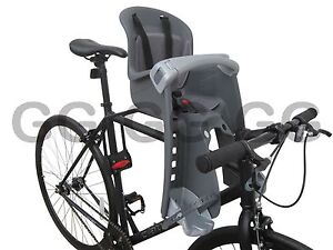Front Mounted Child Bike Cycle Baby Seat Polisport Age 1-3 Years