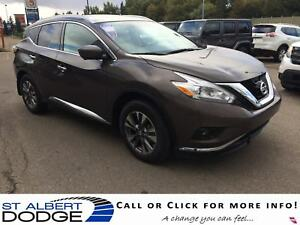 2016 Nissan Murano SL AWD | LEATHER | SUNROOF | BACK-UP CAM | NA