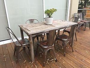 Original Tolix Chairs (brut verni finish) Riverview Lane Cove Area Preview