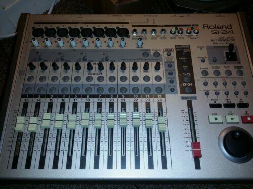 ROLAND SI 24 Sound Interface
