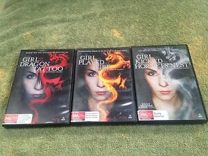 The Girl with the Dragon Tattoo DVD Series Wynyard Waratah Area Preview