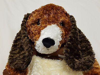 HOUND PUPPY DOG Halloween Costume Plush Warm Hooded Dress-Up Kids - 24 Months