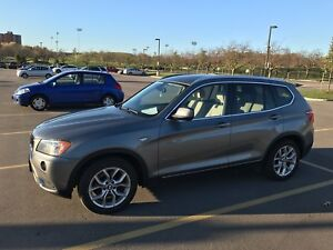 2013 BMW X3 28i Lease Takeover