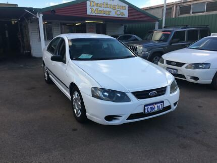 2007 Ford Falcon Sedan Bellevue Swan Area Preview
