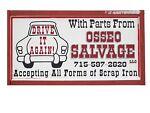 Osseo Salvage LLC