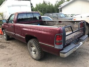 1994 Dodge Ram 2500 2WD PARTS ONLY