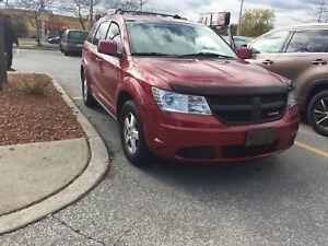 Dodge journey Sxt 2009 2.4L 4cyl...... very clean