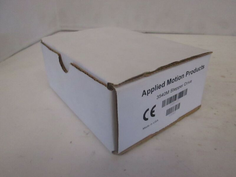 Applied Motion Products, Stepper Drive, 3540M, New