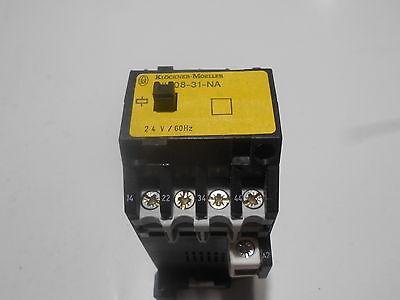 New Moeller Dil-08-31-na 110120vac