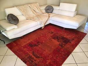 Red Patch-Work Rug ***PPU*** Padbury Joondalup Area Preview