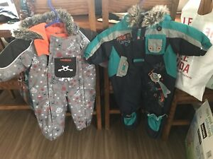 6-9 month winter suits