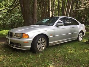 2000 BMW 323ci Parts or Project car