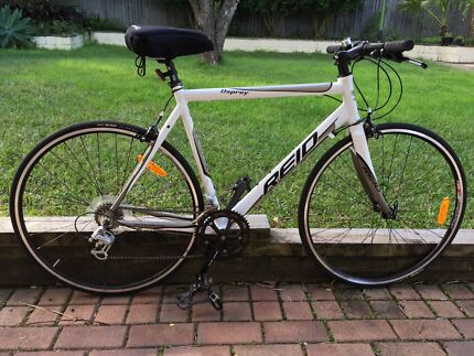 BICYCLE - Reid Osprey Flat Bar Road Bike Pendle Hill Parramatta Area Preview
