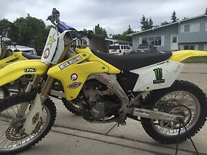 2006 suzuki rmz 450 and KX85