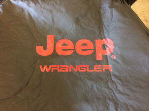 Jeep Wrangler tire cover new!