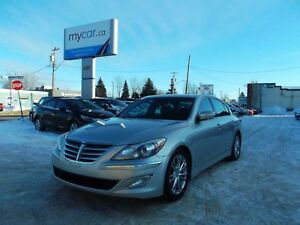2012 Hyundai Genesis 3.8 LEATHER, NAV, 3.8L SUNROOF!!!