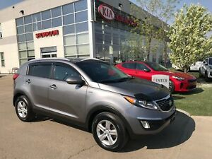 2015 Kia Sportage LX AWD | BLUETOOTH | HEATED SEATS | WARRANTY