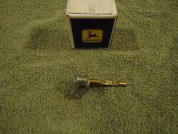John Deere Y1840CU throttle shaft