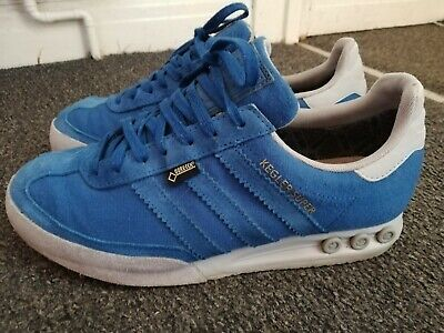 Adidas Kegler Super Goretex GTX, size 8, waterproof and breathable 80s Casuals