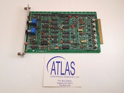 Reliance Electric 0-51865-9 Current Loop Pc Board A75