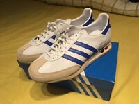 ADIDAS KEGLER SUPER BOWLING ARCHIVE G26379 UK SIZES 6 7 8 9 10 11 12 NEW IN BOX