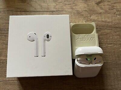 Apple AirPods Écouteurs Intra-auriculaires sans Fil - Blanc