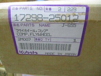 17298-25012 Genuine Oem Kubota Comp Flywheel