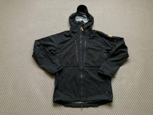 Fjallraven Keb Eco Shell Jacket Black L / Large RRP £450
