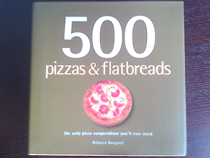 NEW pizza & flat bread cook book's Portarlington Outer Geelong Preview