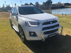 2018 Holden Captiva 7 LTZ Automatic SUV Forbes Forbes Area Preview