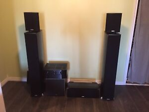 Stereo Home Theatre System
